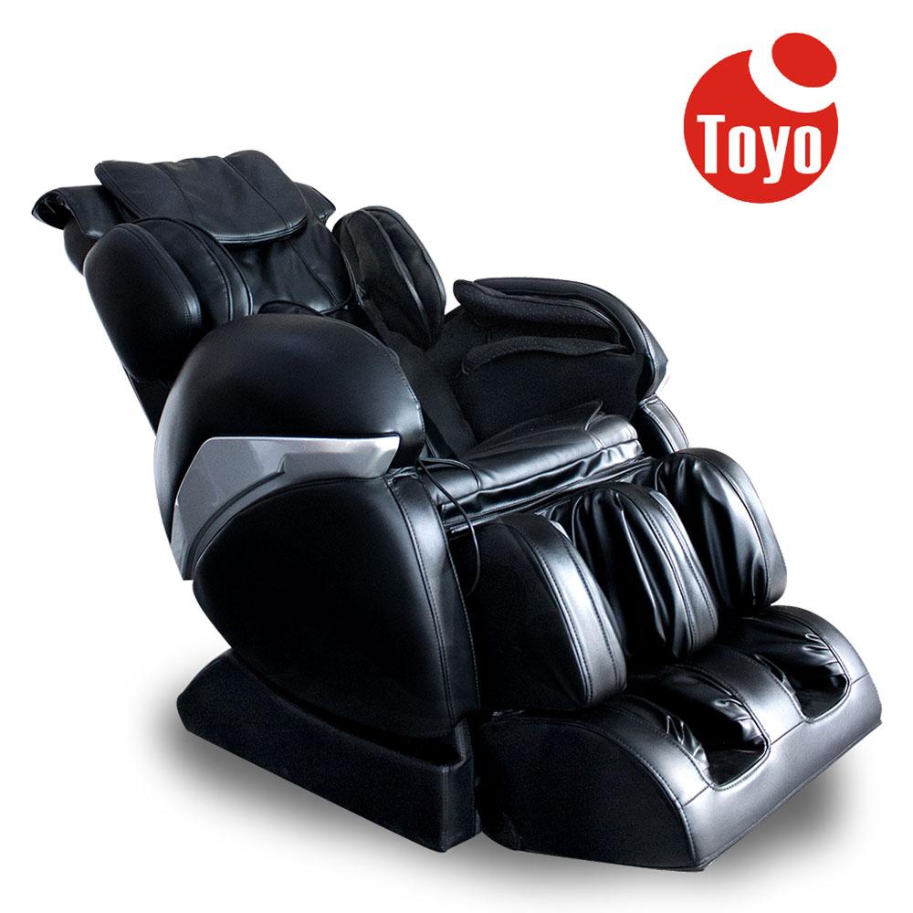 台同健康活力館|TOYO 零重力全包覆3D零牆距按摩椅 T-220|首創肩部氣壓可調整按摩角度