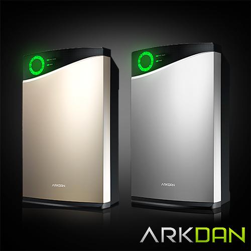 【阿沺ARKDAN】18坪頂級尊榮款空氣清淨機 APK-AB18C柏金色