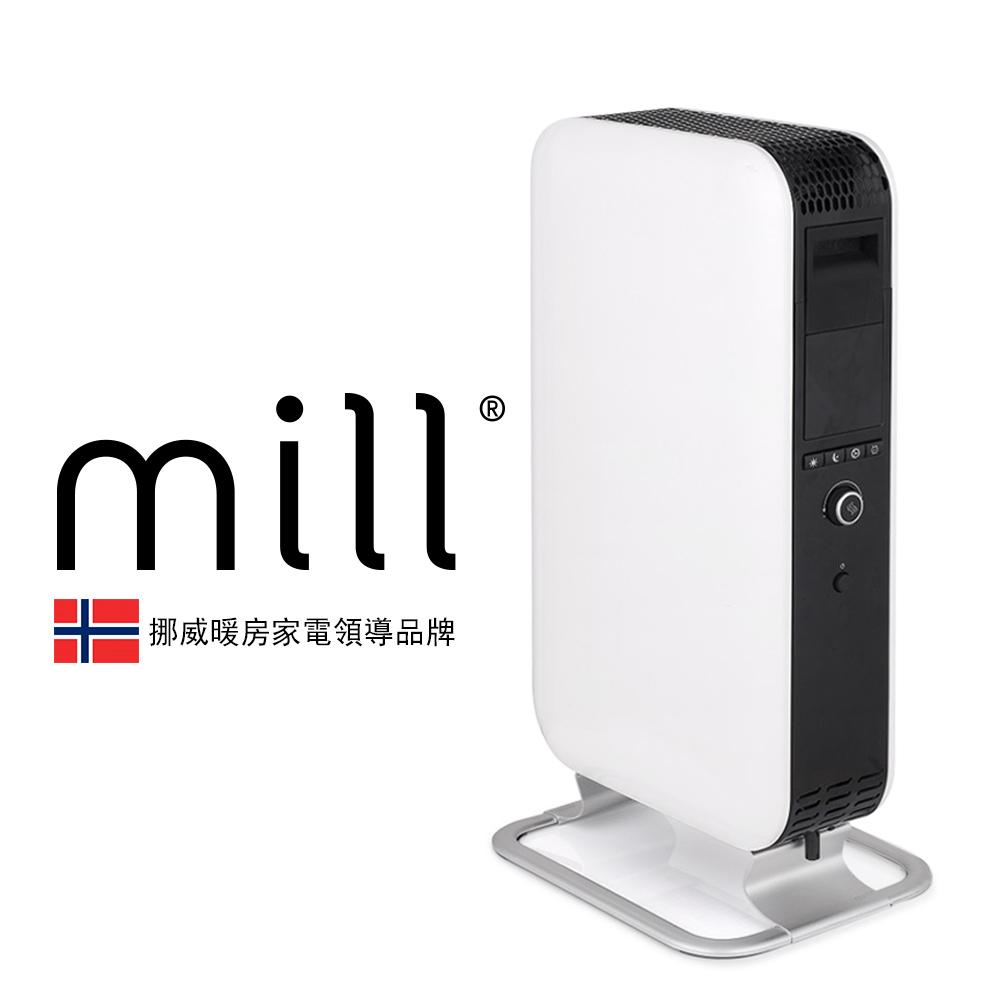 挪威 mill 葉片式電暖器 AB-H1000DN【適用空間5-7坪】