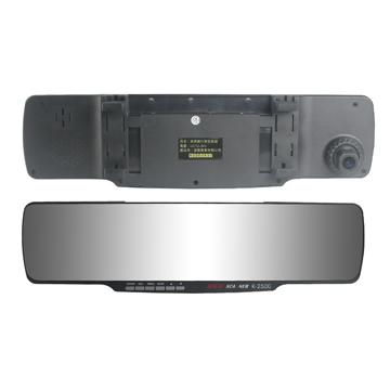 掃描者-K2500 3吋大螢幕 1080P 後視鏡行車記錄器 (送16G Class10記憶卡)
