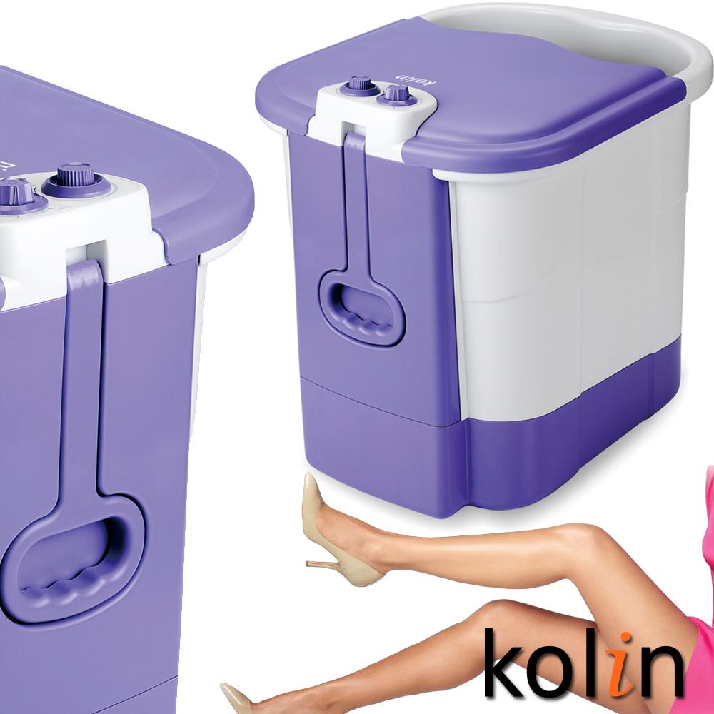 歌林kolin-豪華型深桶泡腳機KSF-LN04