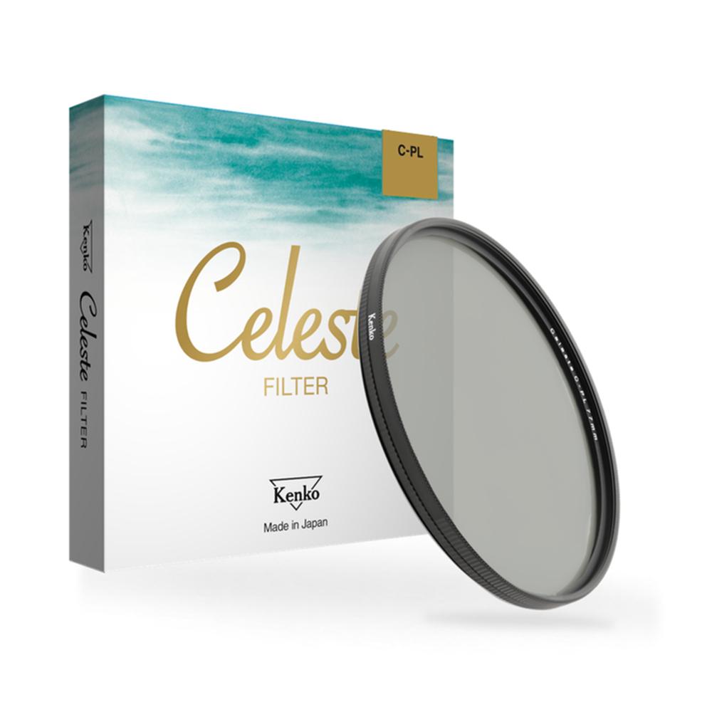Kenko Celeste C-PL 62mm抗汙防水鍍膜偏光鏡