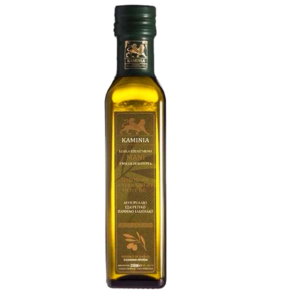 卡米尼KAMINIA早熟成初榨橄欖油(500ml/瓶)