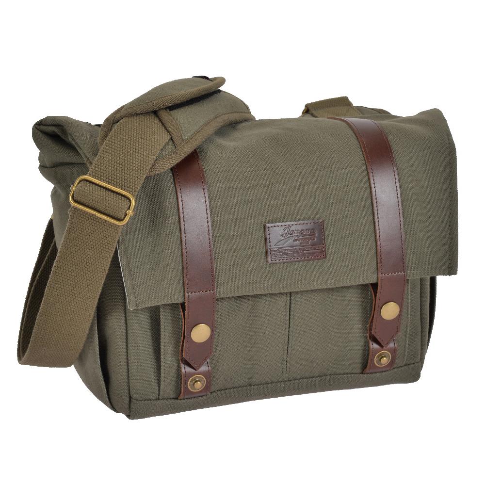 吉尼佛 JENOVA ROAMING 81 都市漫遊者系列 側背包 (小)/綠色
