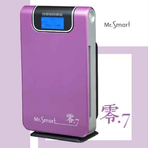 Mr.Smart 零.7空氣清淨機羅蘭花紫