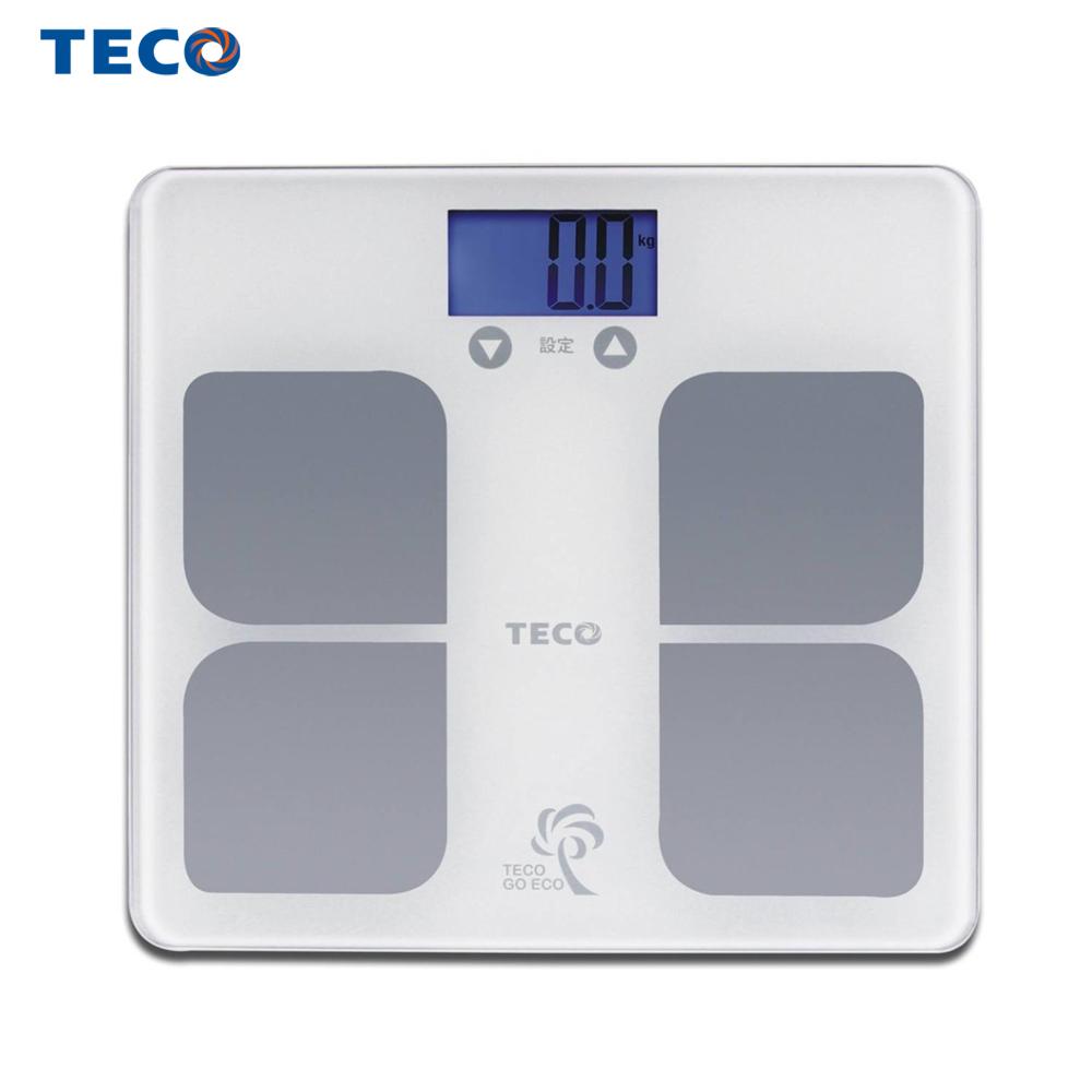 【TECO】BMI藍光體重計 XYFWT521