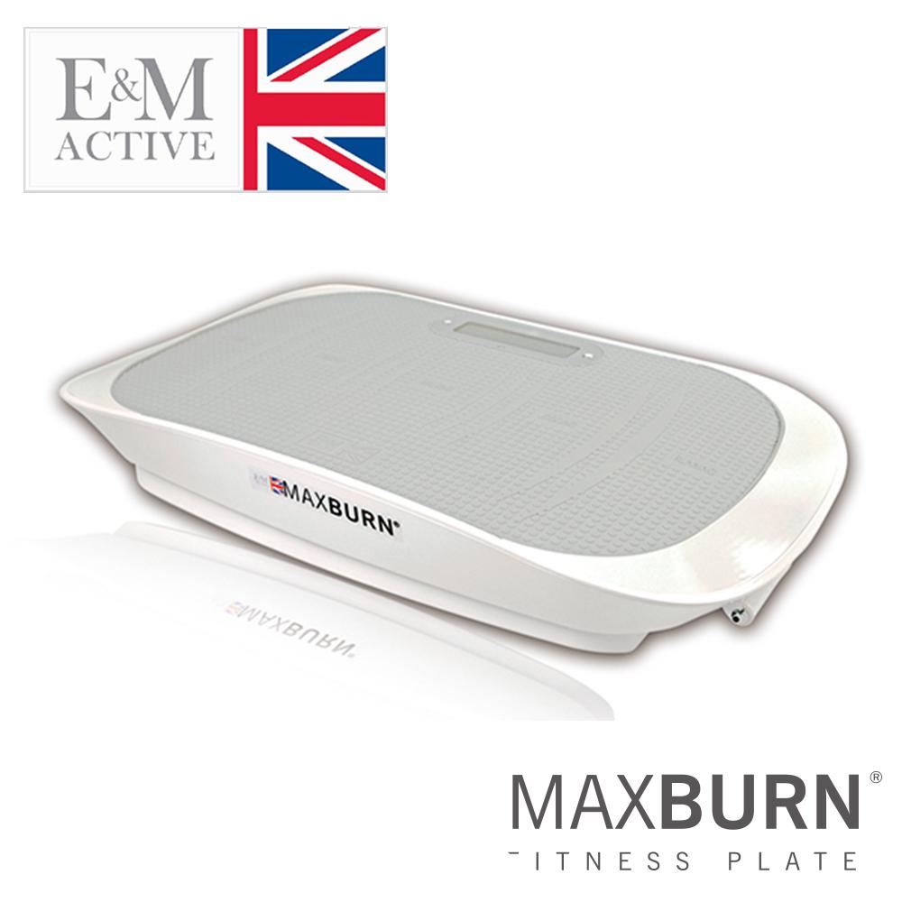 英國E&M MAXBURN 健康運動塑身板 EM313