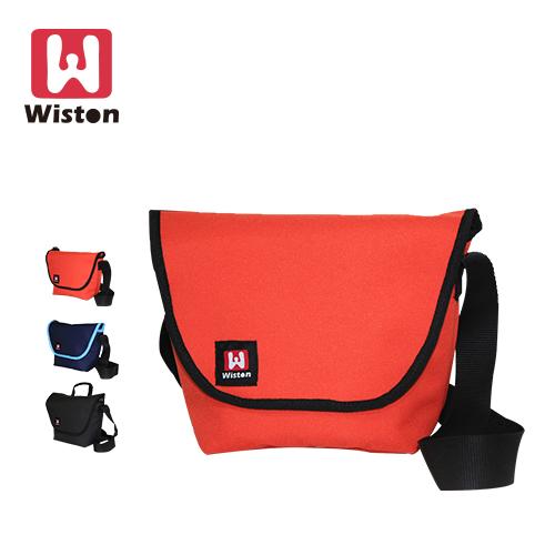 Wiston W121 相機郵差包(小)紅