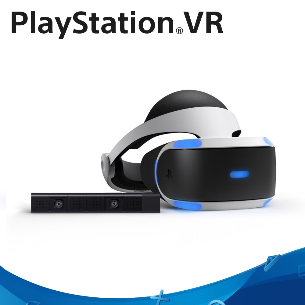 Playstation VR 攝影機同捆組 (CHU-ZVR1TCA)