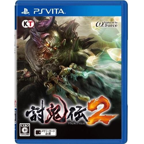 PSV PS Vita 討鬼傳 2 (中文版)