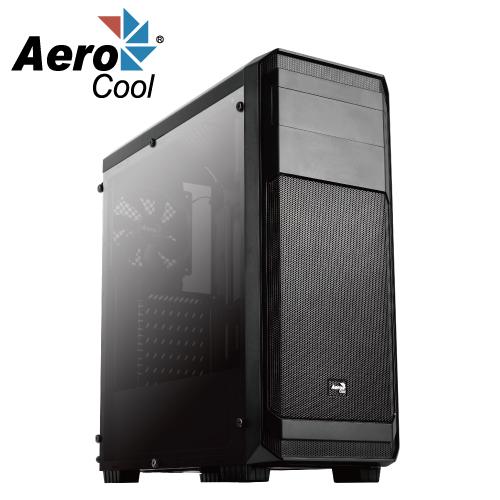 Aero cool Aero 300 黑色 全景透側