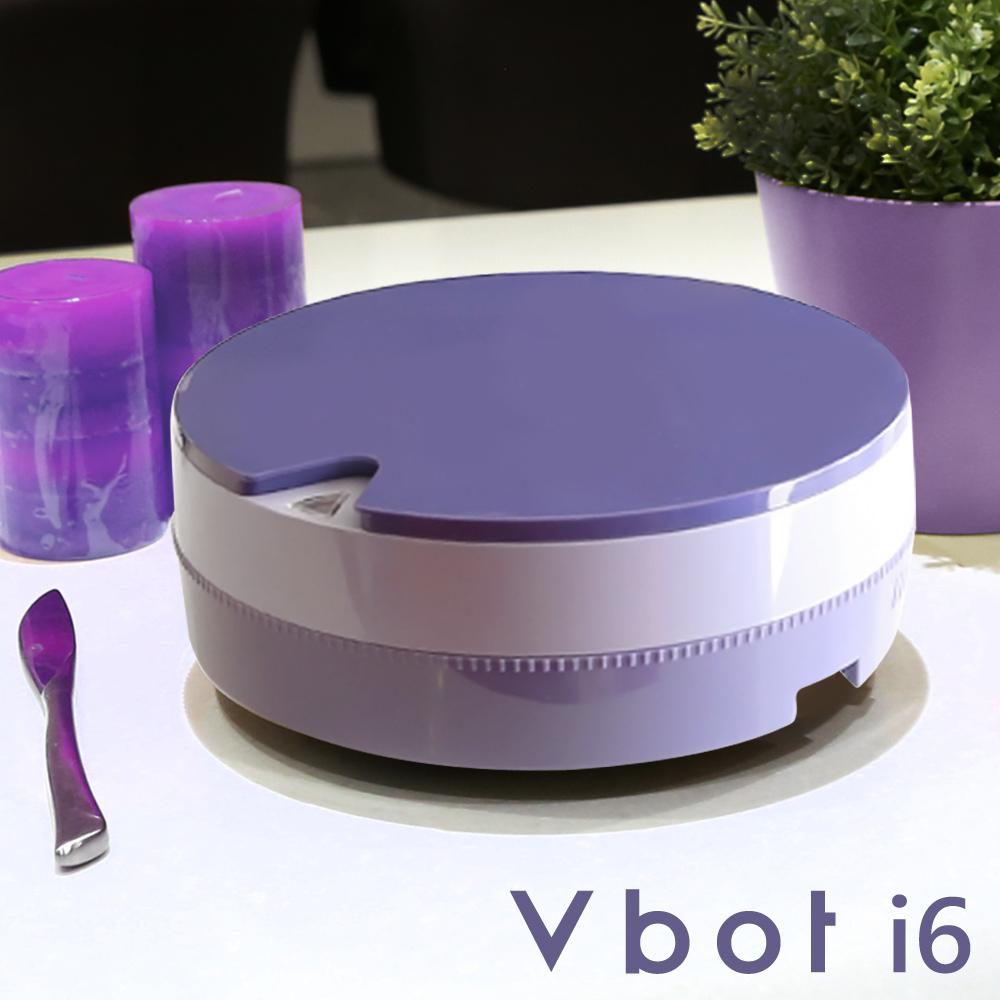 Vbot i6 蛋糕掃地機器人超級鋰電池智慧掃地機藍莓