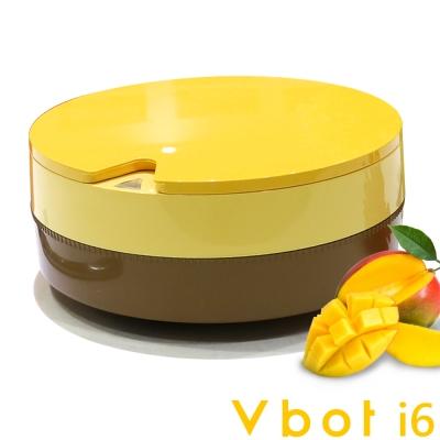 Vbot i6 蛋糕掃地機器人超級鋰電池智慧掃地機芒果