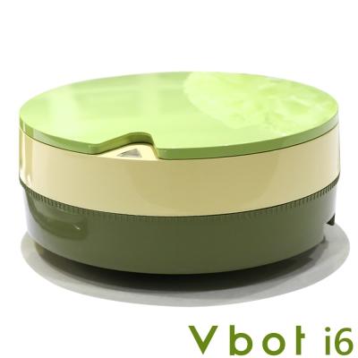 Vbot i6 蛋糕掃地機器人超級鋰電池智慧掃地機抹茶