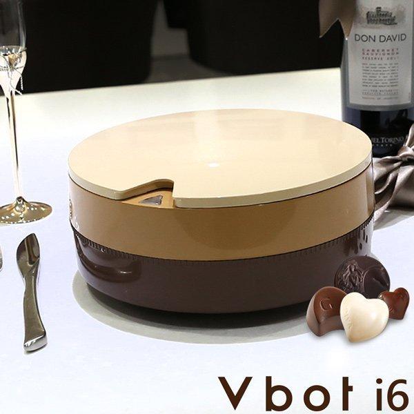 Vbot i6 蛋糕掃地機器人超級鋰電池智慧掃地機巧克力