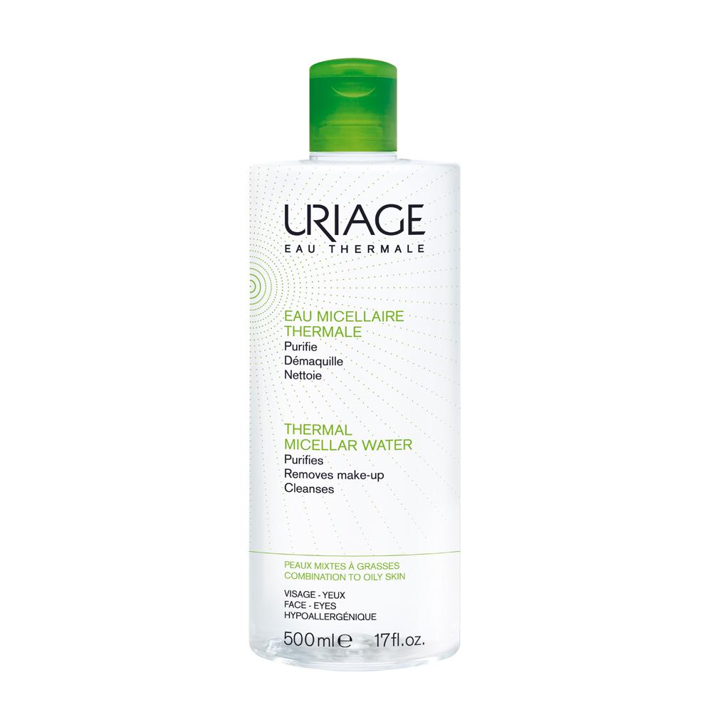 Uriage 優麗雅 全效保養潔膚水(混合偏油性肌膚) 500ml