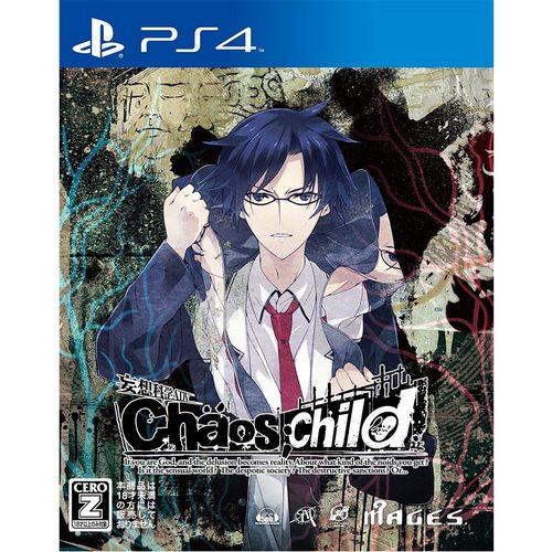PS4 遊戲 混沌之子 - 中文版
