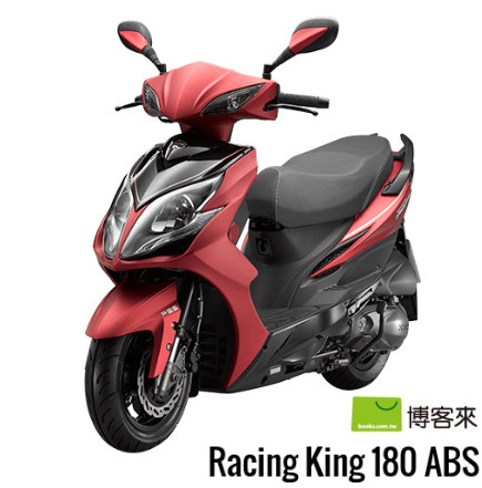 KYMCO 光陽機車 雷霆180 RACING 180 ABS (SC36AF) 2017全新車 紅