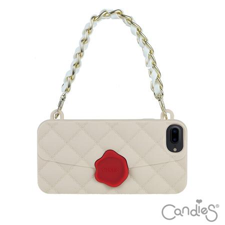 Candies-經典晚宴包(膚)-iPhone 7 Plus 5.5吋(送玻璃保護貼)