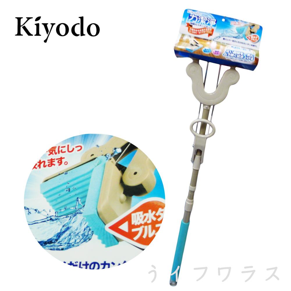 【KIYODO】力潔淨膠棉拖把-2入組