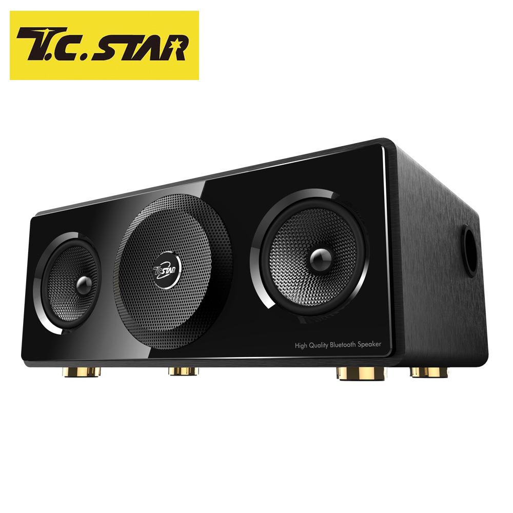 T.C.STAR 多功能藍牙喇叭 TCS3000黑色