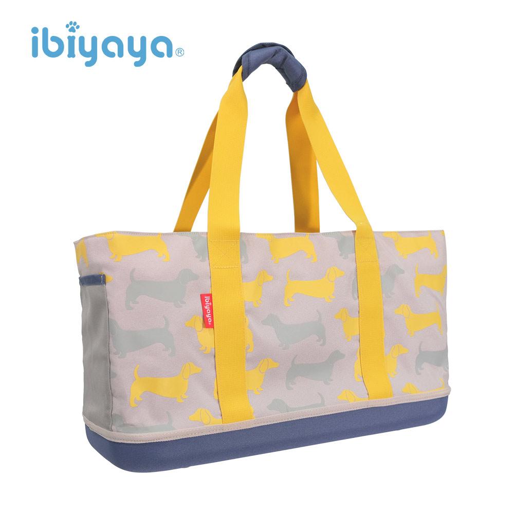 【IBIYAYA依比呀呀】FC1671-D 臘腸大亨包-芥末黃