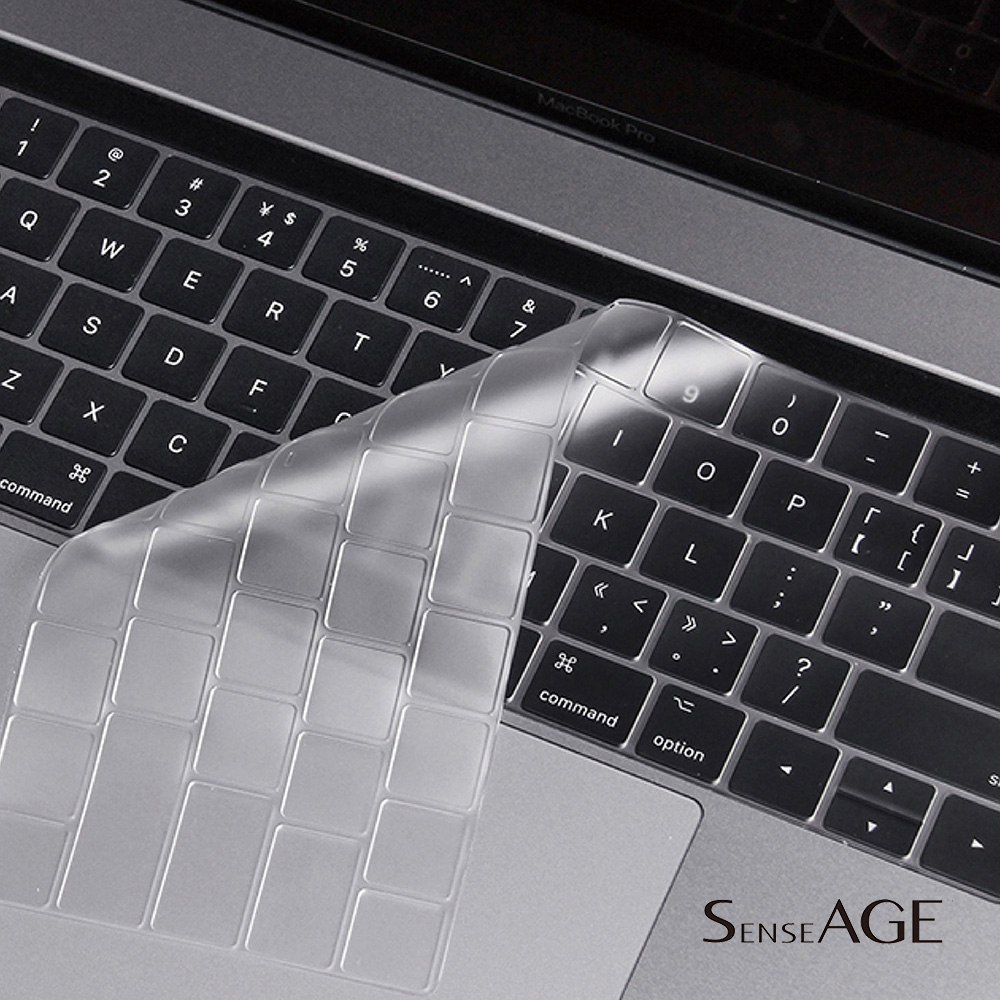 "SenseAGE 超貼激薄鍵盤膜MacBook Pro13"" 15"" Touch Bar"