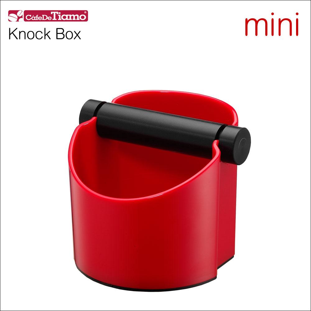Tiamo 迷你咖啡渣桶-紅色 (BC2405R)