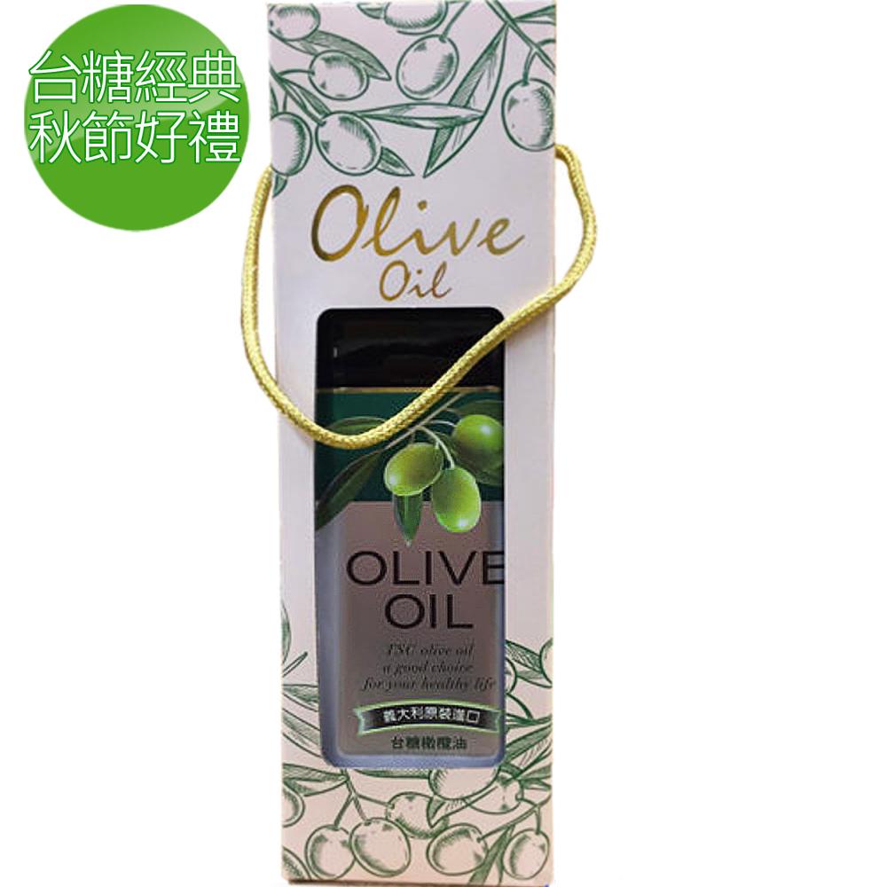 台糖經典橄欖油禮盒2入(1000ml/瓶)