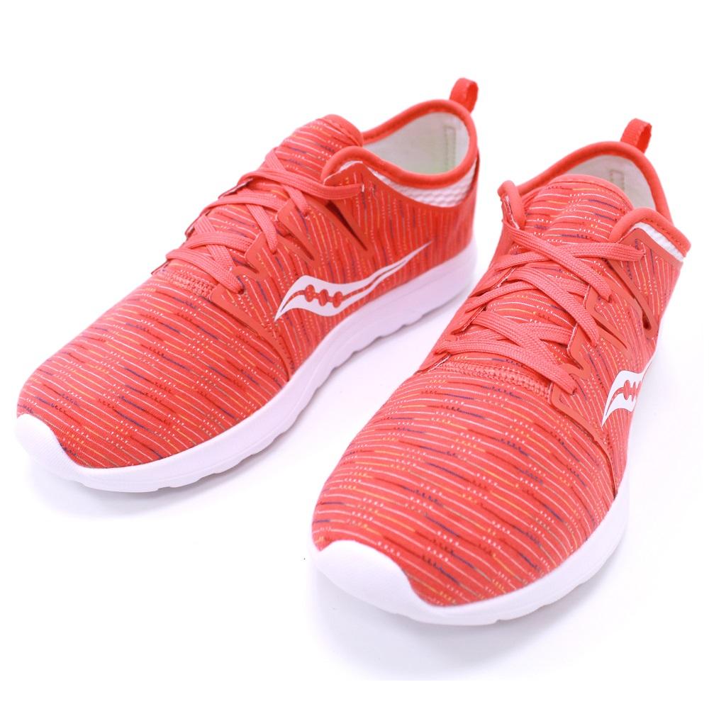 ~U~Saucony ~  EVA系列 輕量記憶鞋墊 鞋 女款﹐三色  USUS6 ~ 橘