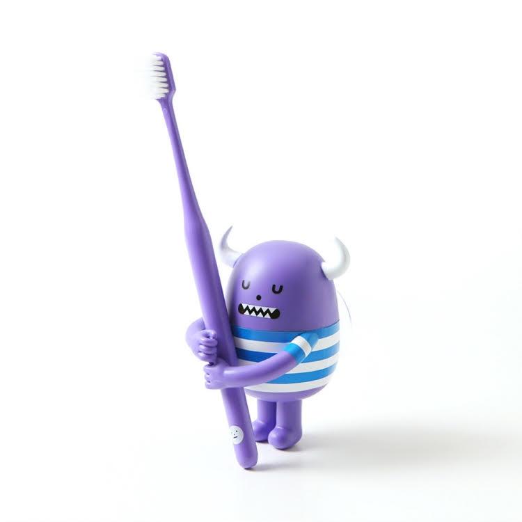 Sticky Monster Lab|Bigmon 牙刷公仔組