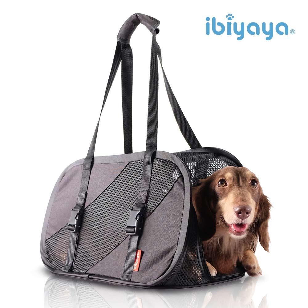 【IBIYAYA依比呀呀】FC1702極簡休閒寵物包黑