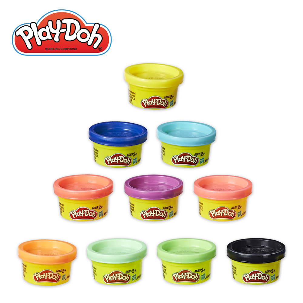 PlayDoh~培樂多~10罐派對組