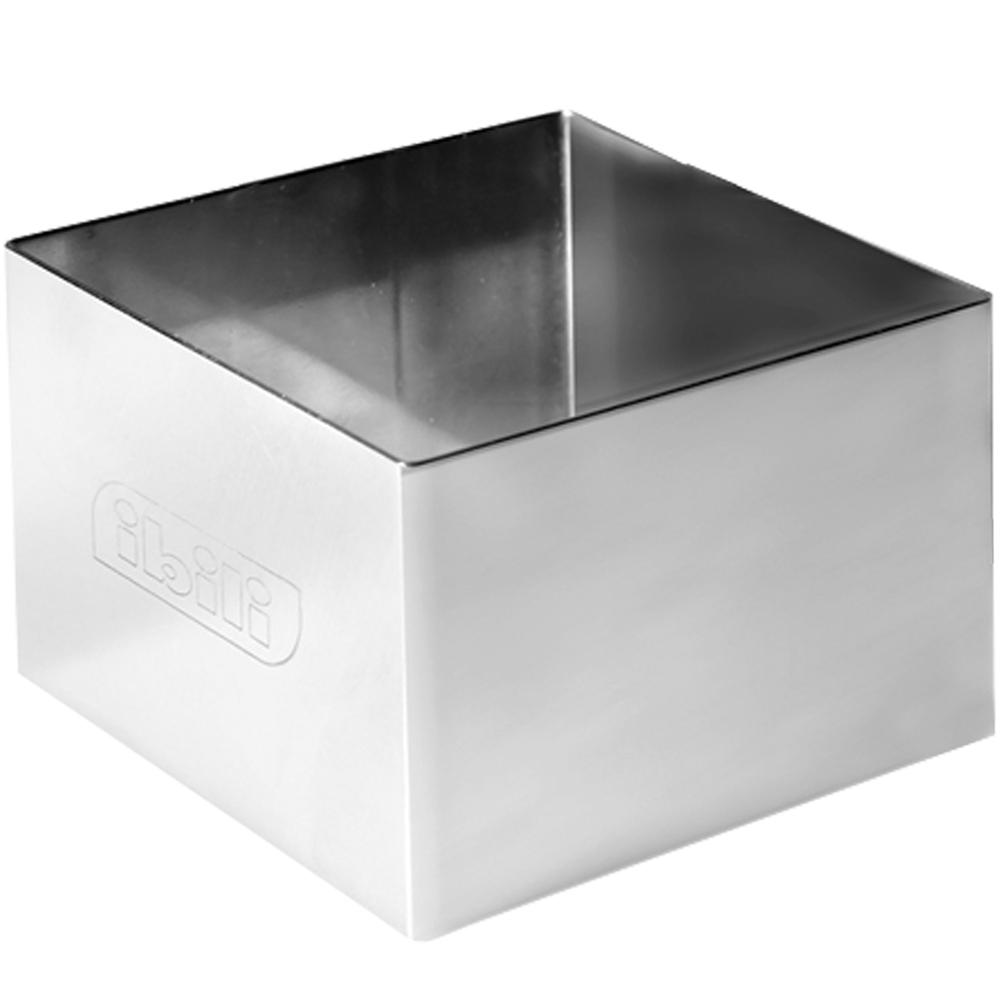 ~IBILI~Clasica不鏽鋼塑型環 方5cm