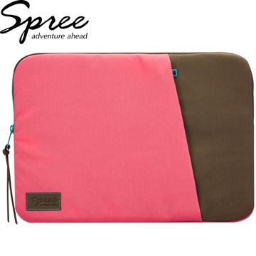 Spree Match Macbook 15吋保護袋~覆盆桃