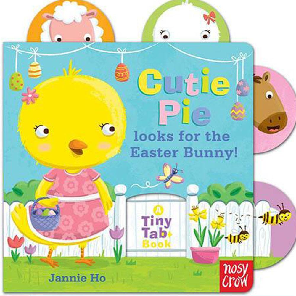 Tiny Tabs:Cutie Pie Looks For The Easter Bunn