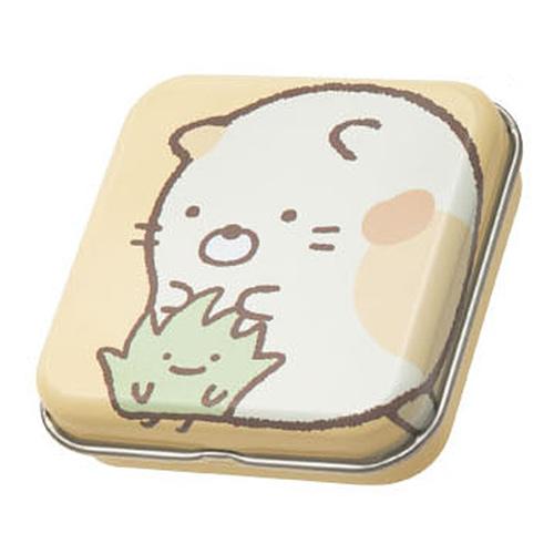 San-X 角落公仔緊緊窩角落系列迷你收納盒。羞羞貓