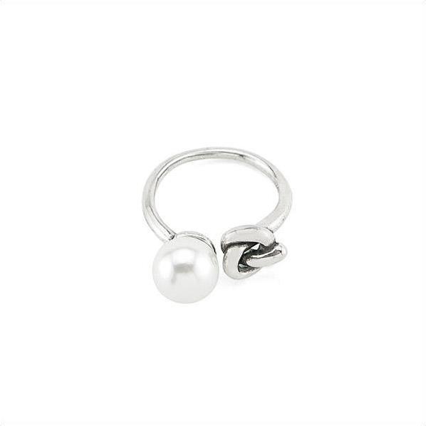 Snatch 扭結珍珠戒指   Pearl   Tie Ring