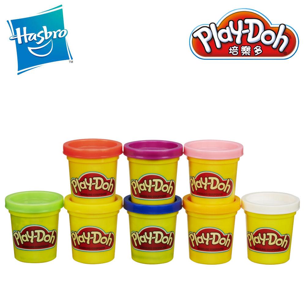 PlayDoh~ 培樂多~八色黏土補充組