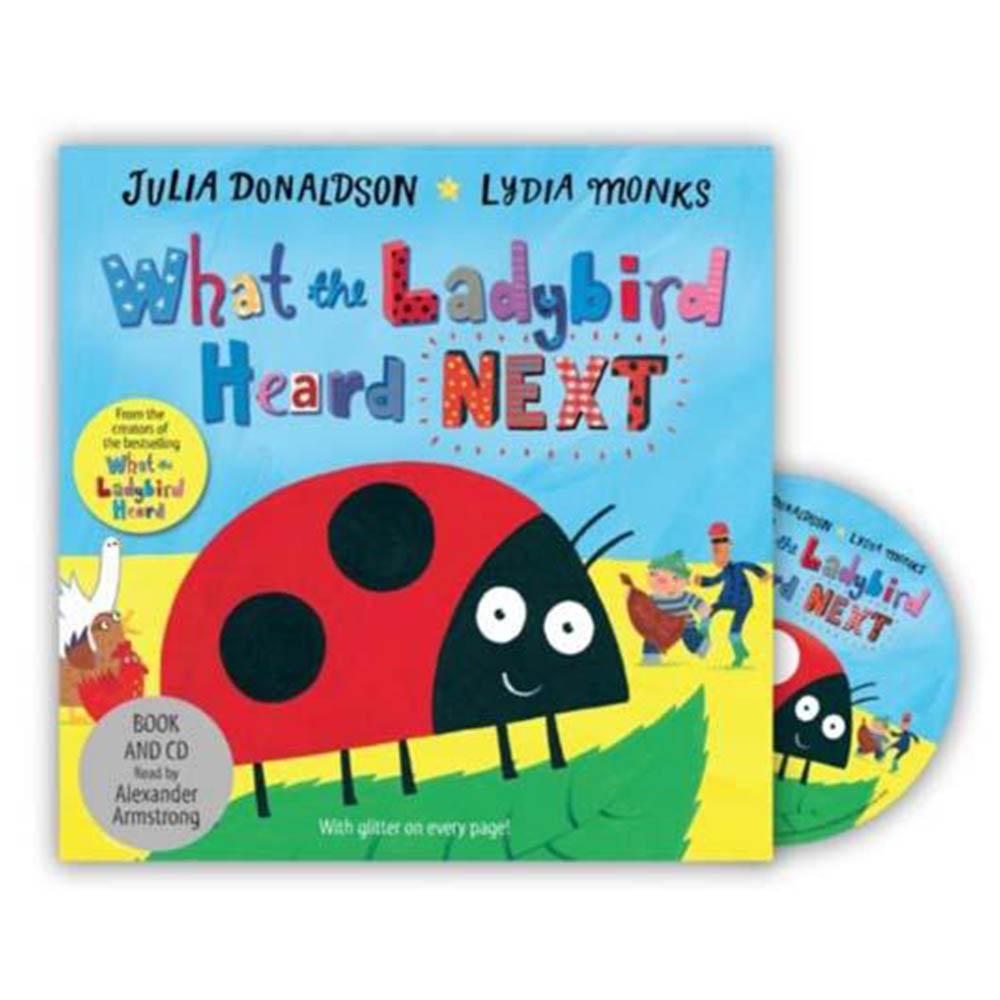 What The Ladybird Heard Next 小瓢蟲聽到了什麼 續集 平裝CD