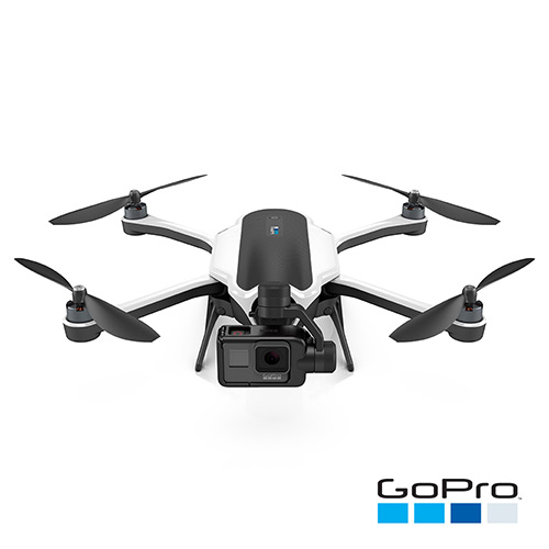 ~GoPro~KARMA空拍機大全配  HERO5 Black相機 空拍電池 白色矽膠套