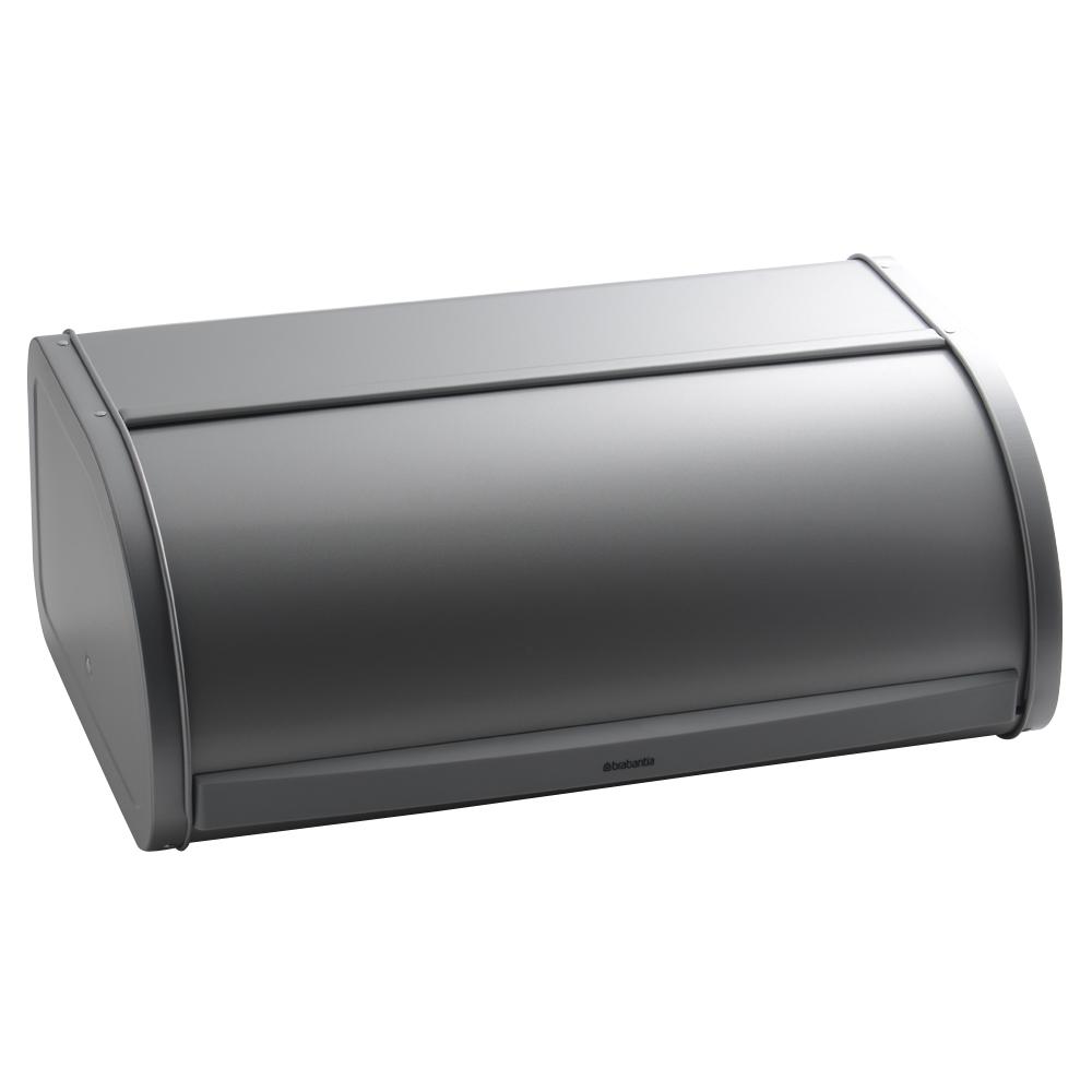 Brabantia 麵包盒 45cm 金屬灰