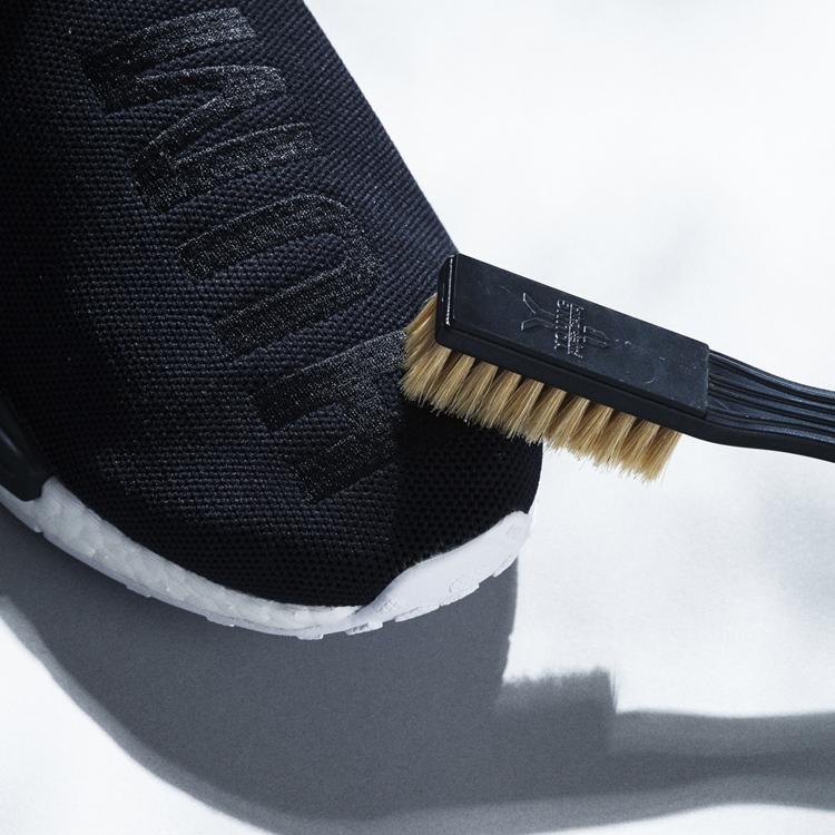 不同材質要用不同刷子對付-鞋類清潔3入刷具組