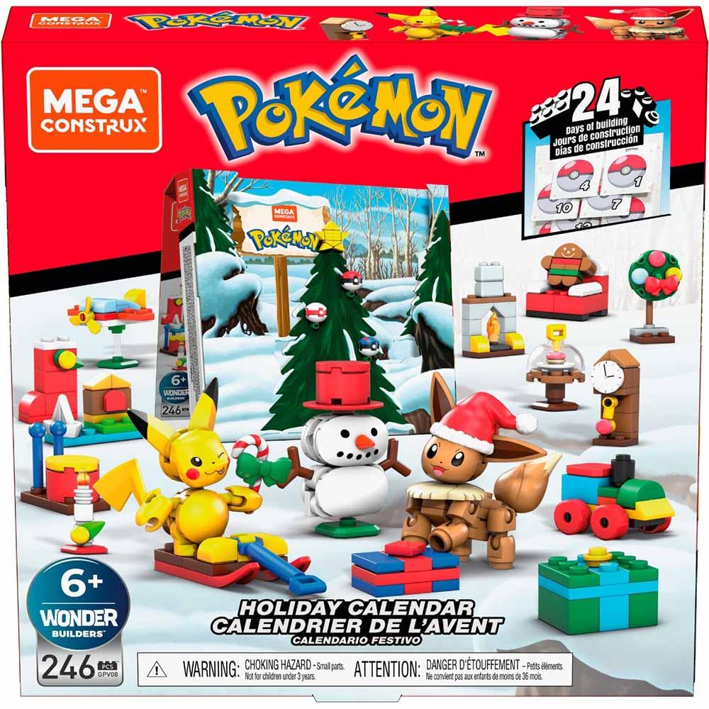 寶可夢 Pokemon - 寶可夢聖誕倒數月曆