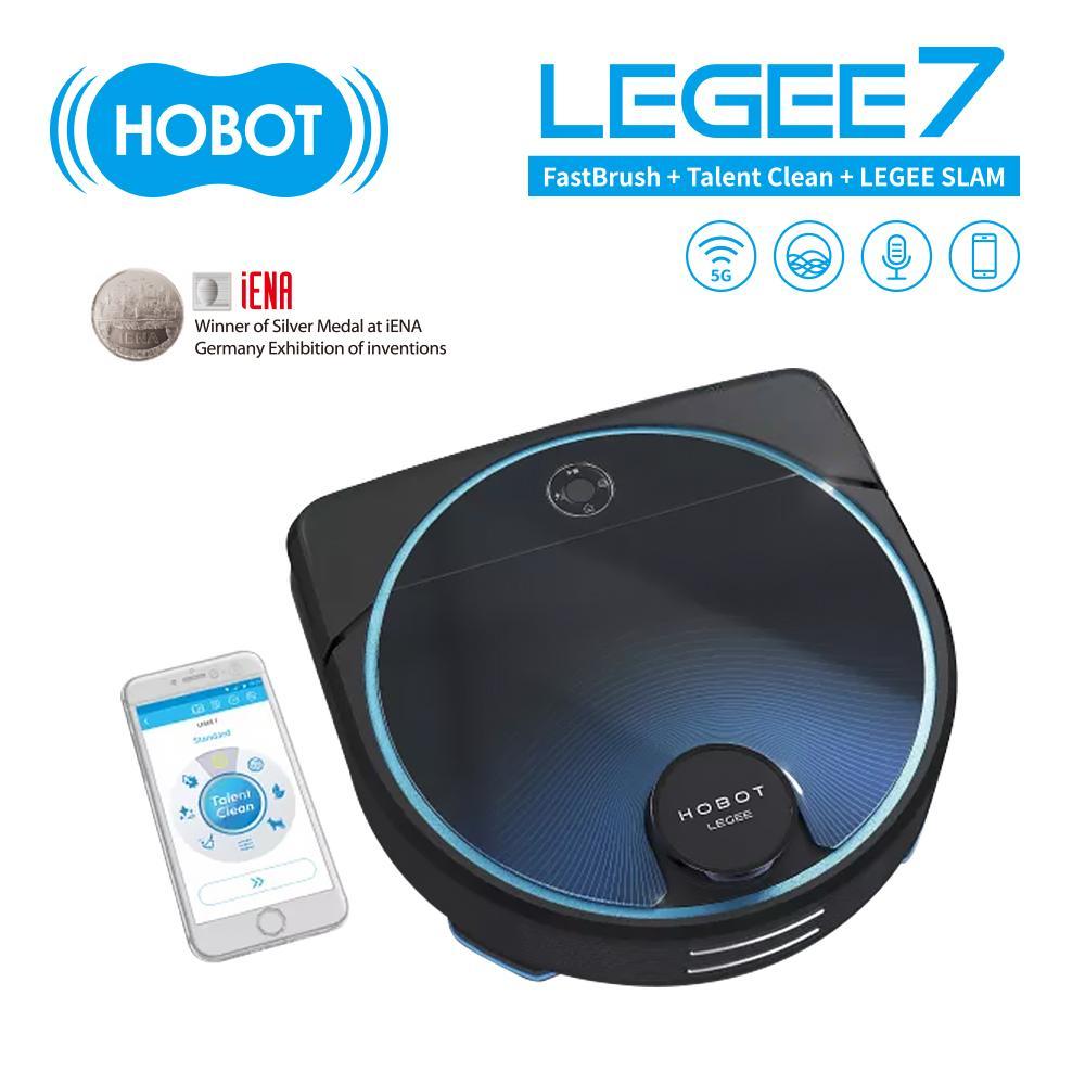 HOBOT 玻妞-雷姬拖地機器人LEGEE7