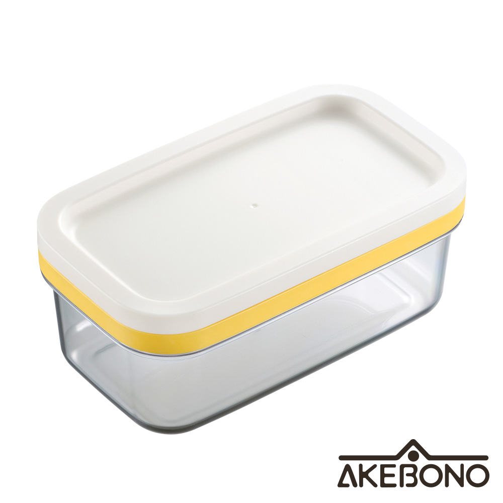AKEBONO 曙產業【奶油切塊保存盒】 | 鈴木太太公司貨