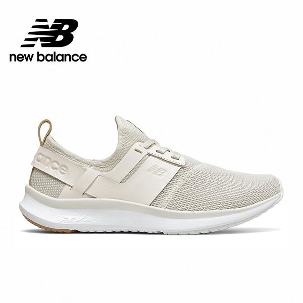 New Balance 女 復古運動鞋 WNRGSXW1-B US5 米白