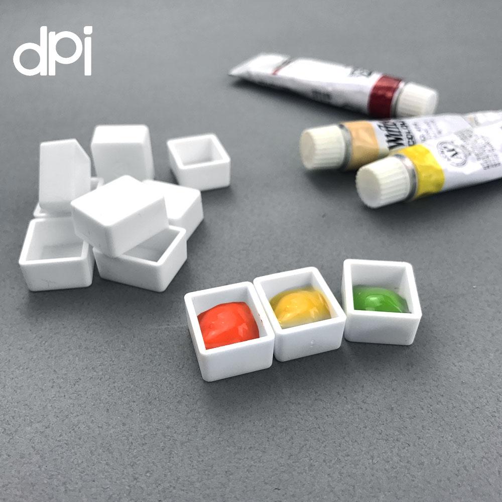 dpi設計插畫誌 :水彩調色盤顏料分裝盒