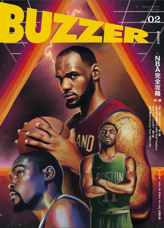 Buzzer 霸射籃球誌 vol.2